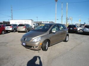 2007 Mercedes-Benz B200 4dr HB PANORAMIC SUNROOF, HEATED SEATS N
