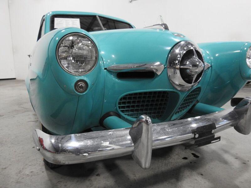 Image 8 Coche Americano de época Studebaker Champion 1950