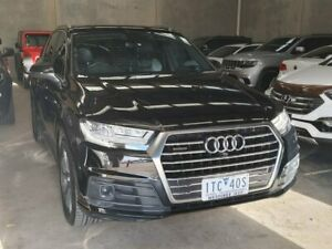 2015 Audi Q7 4L MY15 TDI Tiptronic Quattro Sport Black 8 Speed Sports Automatic Wagon Hoppers Crossing Wyndham Area Preview