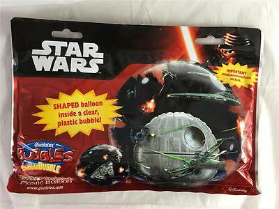 Star Wars Shaped Balloon - Qualatex Double Bubble Star Wars Shaped 24