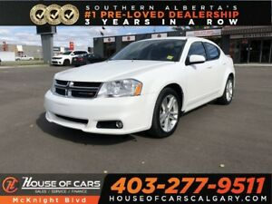 2012 Dodge Avenger SXT / Sunroof / Heated Seats / Bluetooth