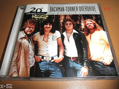 BTO hits CD Bachman Turner Overdrive LET IT RIDE hey you AINT SEEN NOTHING - Bachman Turner Overdrive Hey You