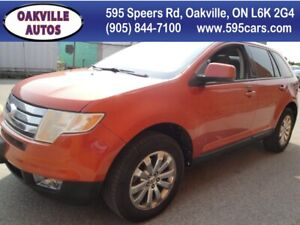 2007 Ford Edge SEL AWD SAFETY AND WARRANTY