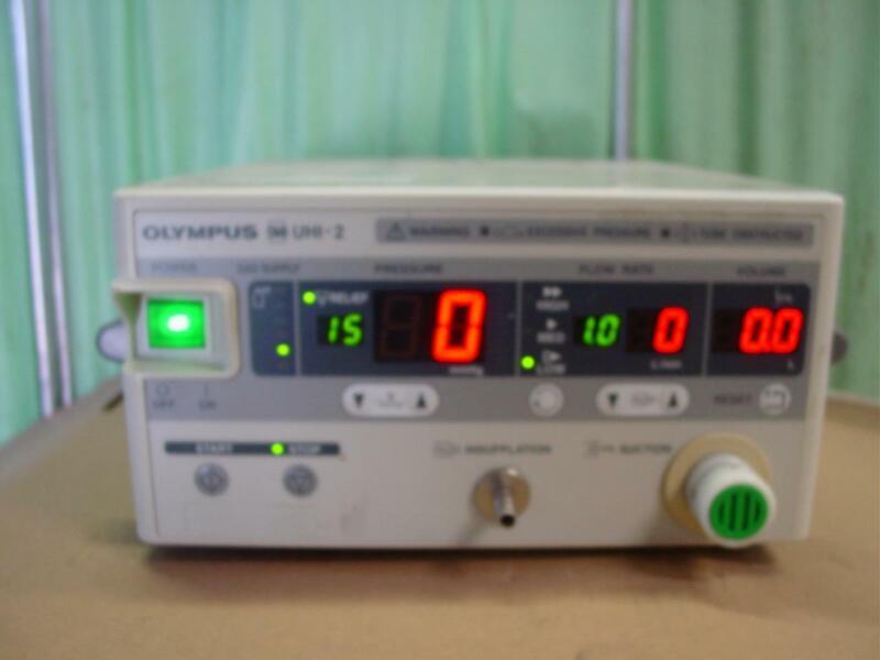 Olympus High Flow Insufflation Unit, Insufflator, UHI-2