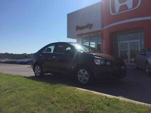 2014 Chevrolet Sonic LT LT, Auto, Heated Seats, Remote Start, Bl