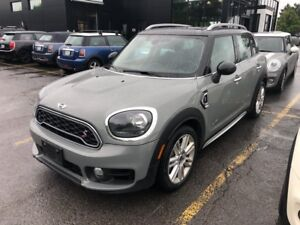 2018 MINI Cooper S Countryman LEATHER ROOF S MODEL CAMERA HEATED