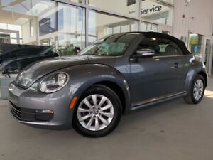 2016 Volkswagen Beetle Convertible S/SE Cuir, Mags, Bluetooth