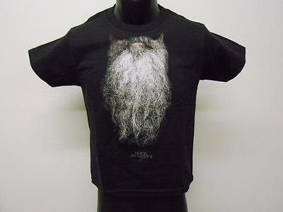 Neu Duck Dynasty Lang Bart Jugend L GROSS Size 14 T-Shirt