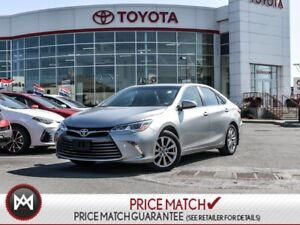 2015 Toyota Camry XLE V6 LEATHER, NAV, HEATED SEATS FULLY LOADED