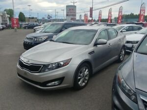 2013 Kia Optima 2013**EX**TURBO**CUIR**CAMERA RECUL**BI-ZONE**