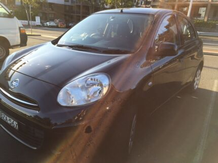 2011 Nissan Micra Auto Hatchback Ryde Ryde Area Preview