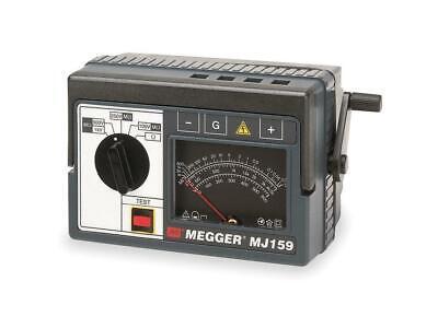 Megger Hand Cranked Megohmmeter1000vdc Mj159