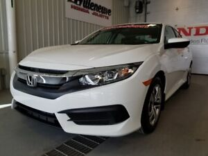 2017 Honda Civic Sedan LX full automatique bas kilo