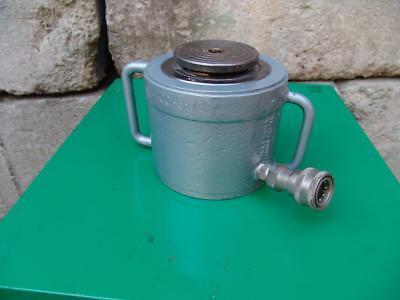 Otc Hydraulic Cylinder 100 Ton 2 Inch Stroke Works Fine
