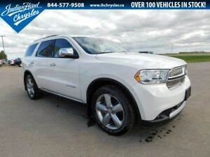 2011 Dodge Durango Citadel AWD | Leather | DVD