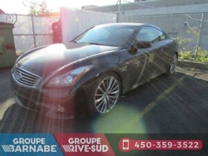 2012 Infiniti G37 Coupe *** XS CUIR TOIT OUVRANT SIEGE CHAUFFANT