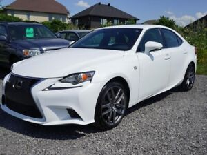 2016 Lexus IS 300 ACCIDENT FREE | NAVI | R.CAM | LEATHER | HE...