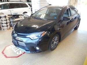 2016 Toyota Corolla LE Upgrade Sporty and fuel efficient