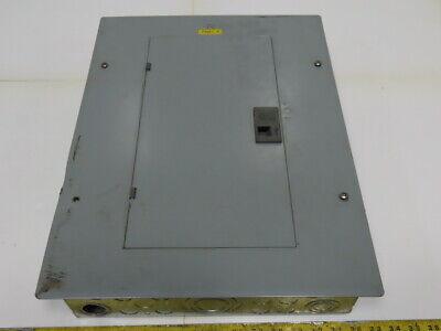 Ge Powermark Gold Tlm1612ccu 16 Circuit Load Center Main Lug 125a Breaker Panel