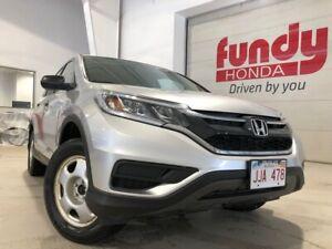 2015 Honda CR-V LX w/ Backup Cam, $168.44 B/W ONE OWNER, GREAT C