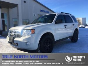 2012 Ford Escape XLT AWD V6 ONE OWNER