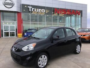 2015 Nissan Micra S Auto with Air LOW PAYMENTS