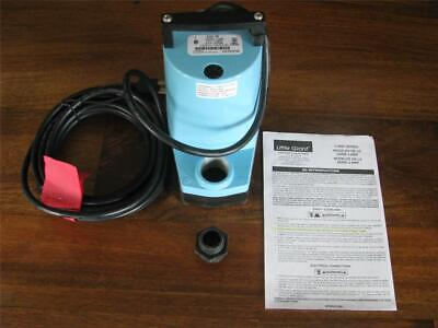 Little Giant 505176 16-hp 6 Msp Water Wizard Submersible Utility Pump 5 Series