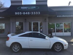 2001 Toyota Celica GT NO EMAILS PLEASE PHONE CALLS ONLY