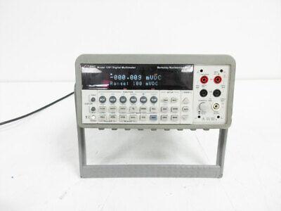 Bnc Berkeley Nucleonics Corporation 1201 Dmm Digital 6 12 Digit Multimeter