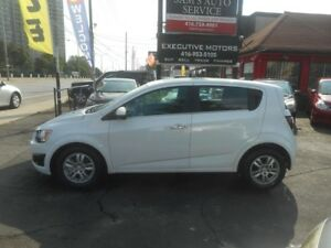 2013 Chevrolet Sonic LT/ ALLOYS/ BLUETOOTH/ REMOTE STATER / FUEL