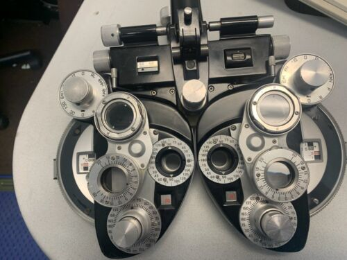 American Optical 11625 Phoropter Minus Cylinder-Excellent Condition!