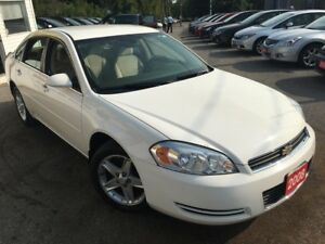 2008 Chevrolet Impala LT/AUTO/LOADED/ALLOYS/VERY CLEAN