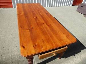 Crafted wooden dining room table with 4 chairs Maroochydore Maroochydore Area Preview