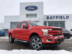 2019 Ford F-150 Lariat 4X4|NAVIGATION|REMOTE START|LEATHER