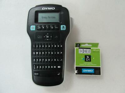 New Dymo Labelmanager 160 Portable Label Maker W 1x D1