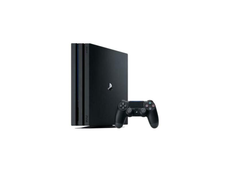 Sony Playstation 4 Pro 1TB Gaming Console & Dualshock 4 Controller