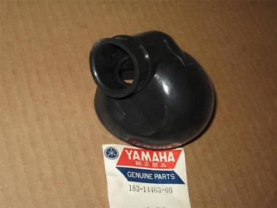 YAMAHA NOS - AIR CLEANER JOINT 2 - AS2C - YAS1C -  183-14463-00