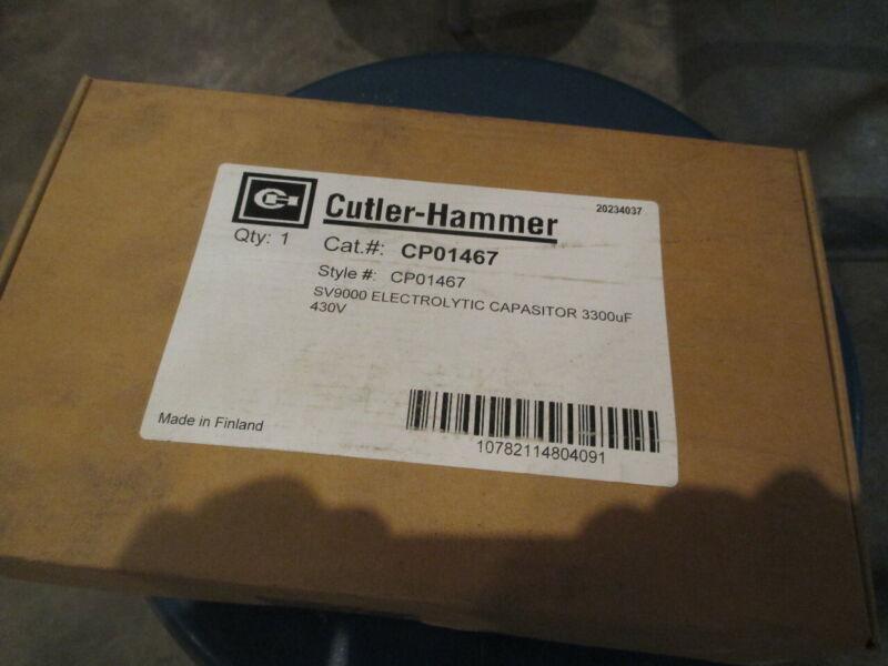 Cutler Hammer SV9000 Electrolytic Capacitor  All HP; 3300uF; 430V **NIB**