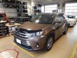 2017 Toyota Highlander Limited Loaded Suv!