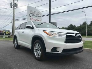 2016 Toyota Highlander LE ALL WHEEL DRIVE