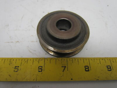 Browning Nak 25 Pulley Sheave Idler A-section 12 V-belt 58 Plain Bore 2.5od