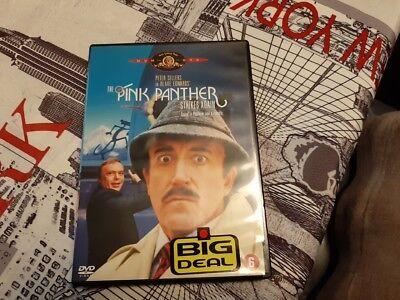 dvd film quand la panthere rose s'emmele comédie peter sellers VF rare