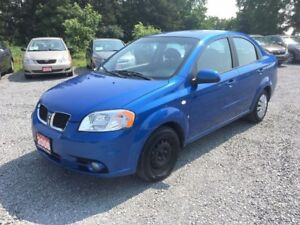 2008 Pontiac G3 POWER SUNROOF ONLY 56,126KMS
