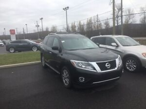 2014 Nissan Pathfinder SV HYBRIDE 4X4 ACCIDENT FREE+ 7 SEATERS