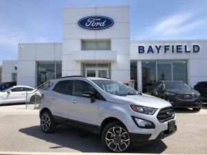 2019 Ford EcoSport SES 4WD|MOONROOF|NAVIGATION|BLUETOOTH