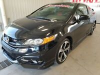 2014 Honda Civic Coupe Si coupé 2 portes full bluetooth toit mag