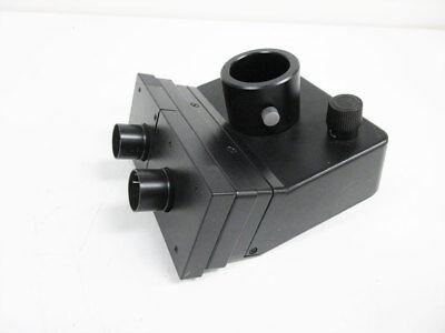 Leitz Trinocular Head 512 81520 For Laborlux S Microscope