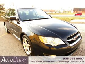 2009 Subaru Legacy Touring AWD **CERTIFIED ACCIDENT FREE** $5999