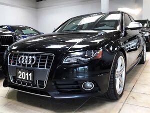 2011 Audi S4 3.0 6-SPD | NAV | B&O | CLEAN CARPROOF