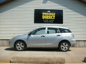 2005 Toyota Matrix AUTOMATIC HATCHBACK